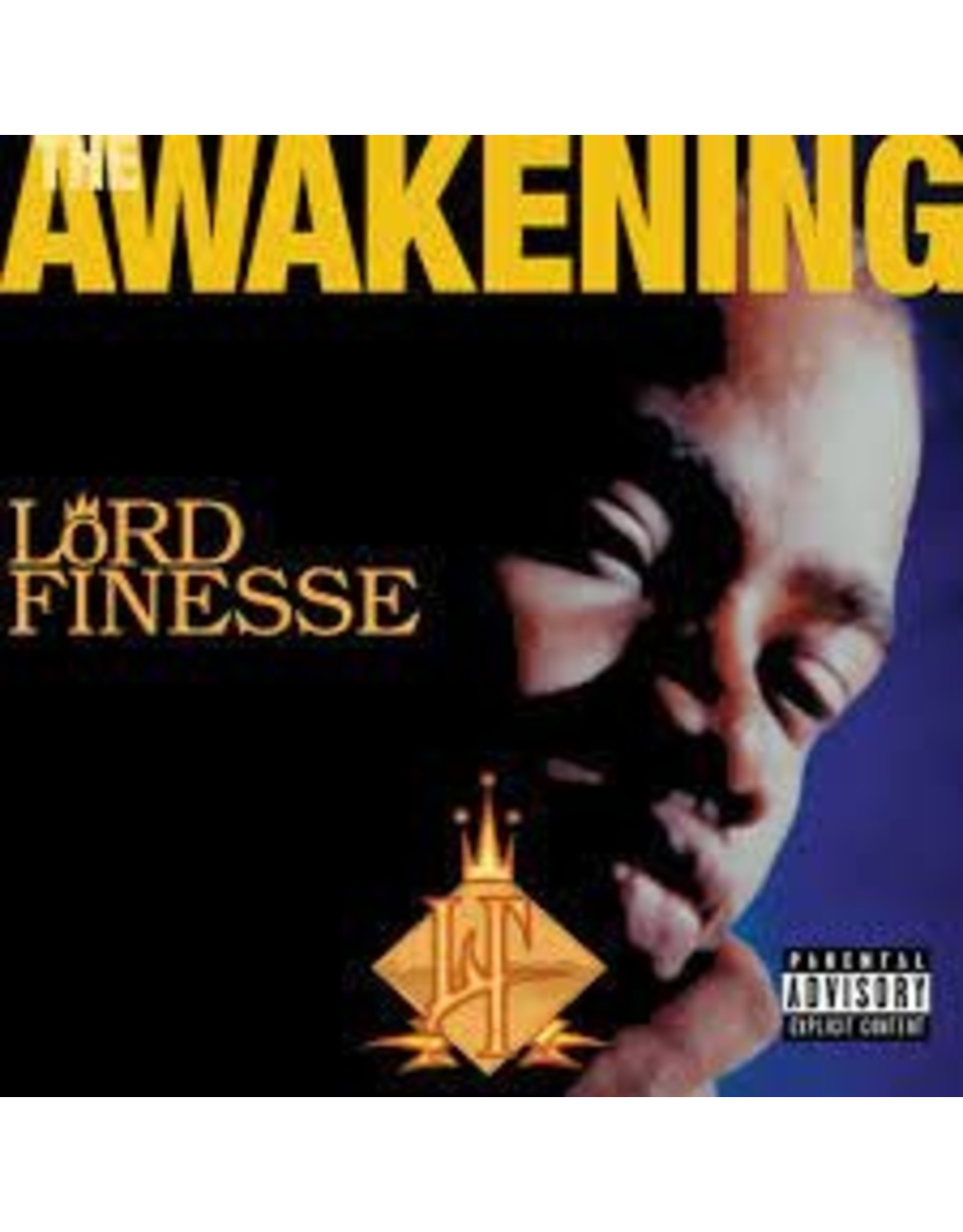 Lord Finesse - The Awakening 25th Anniversary LP