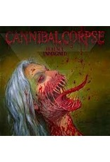 Cannibal Corpse - Violence Unimagined WHITE AND GREEN LP