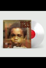 Nas - Illmatic LP (Clear Vinyl)