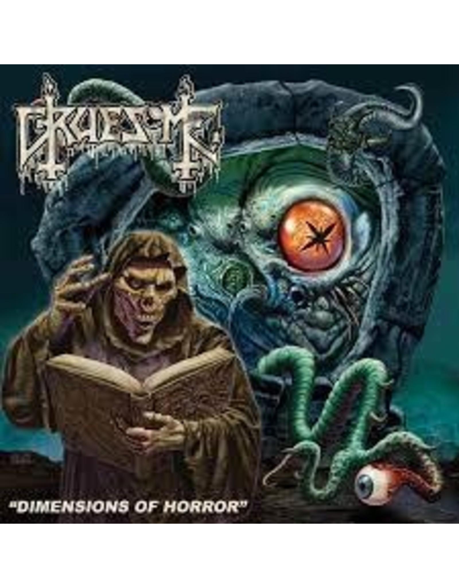 Gruesome - Dimensions of Horro DEMONS EYE  LP