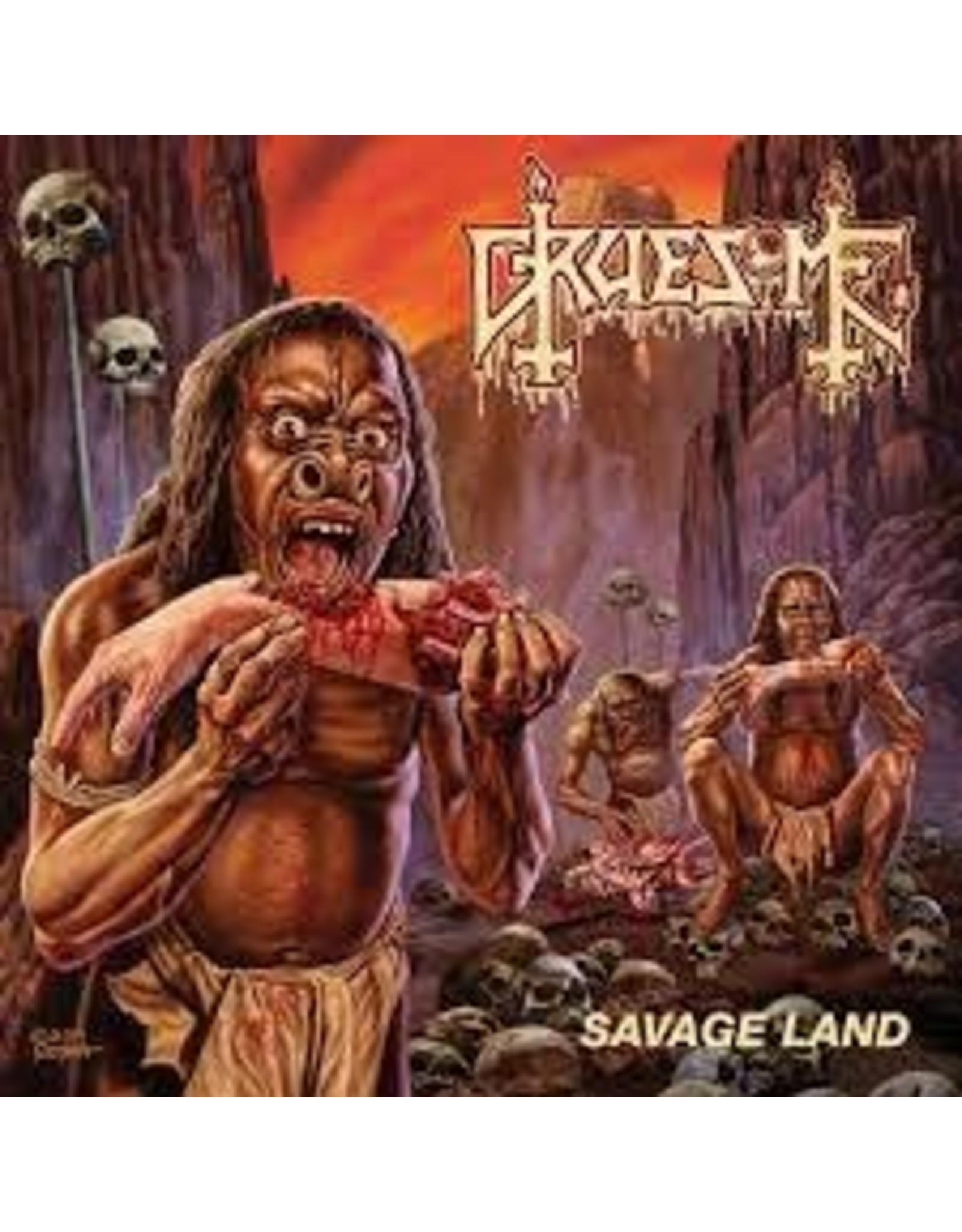 Gruesome - Savage Land LP (Bone + Blood Ltd. Vinyl)