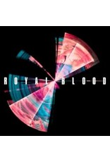 Royal Blood - Typhoons LP (Ltd Translucent Blue Vinyl)