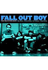 Fall Out Boy - Take This To Your Grave LP (Silver Vinyl Ltd)