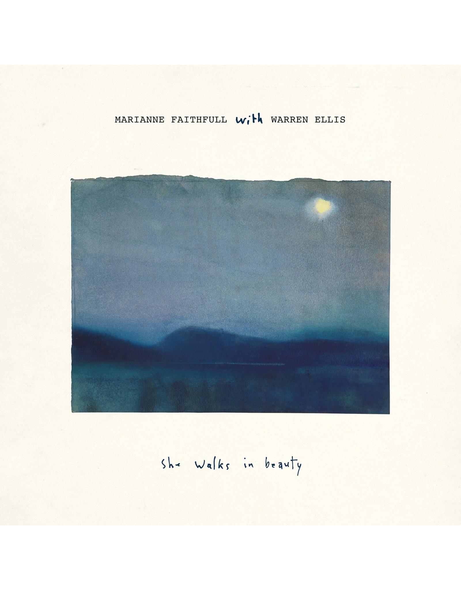 Faithfull, Marianne with Warren Ellis - She Walks In Beauty 2LP 180G