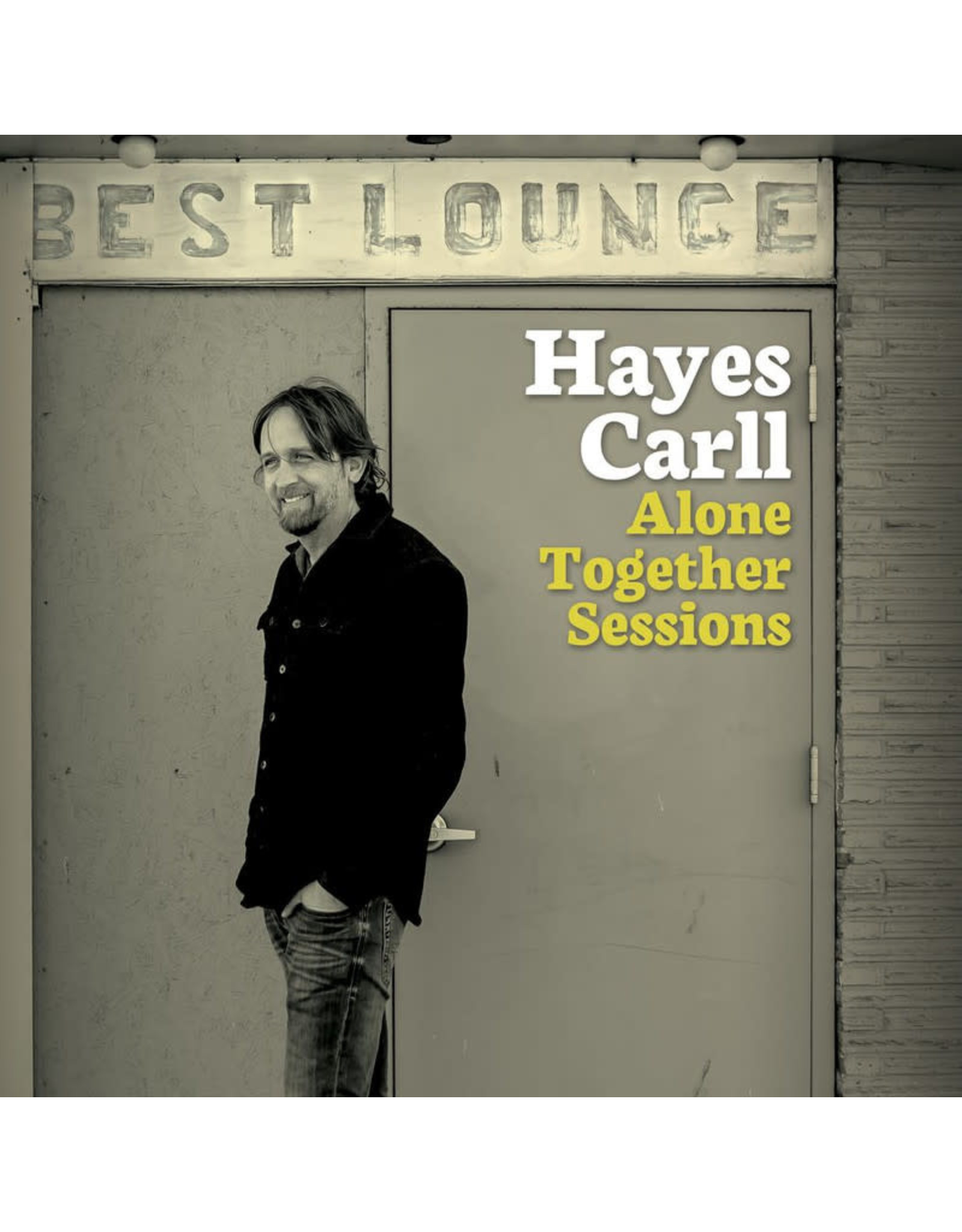 Carll, Hayes - Alone Together Sessions CD