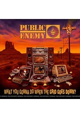 Public Enemy - What You Gonna Do When the Grid Goes Down? LP