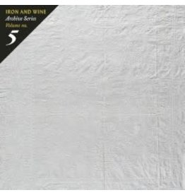 Iron & Wine - Archive Series Vol. 5: Tallahassee Recordings LP (LOSER edition)