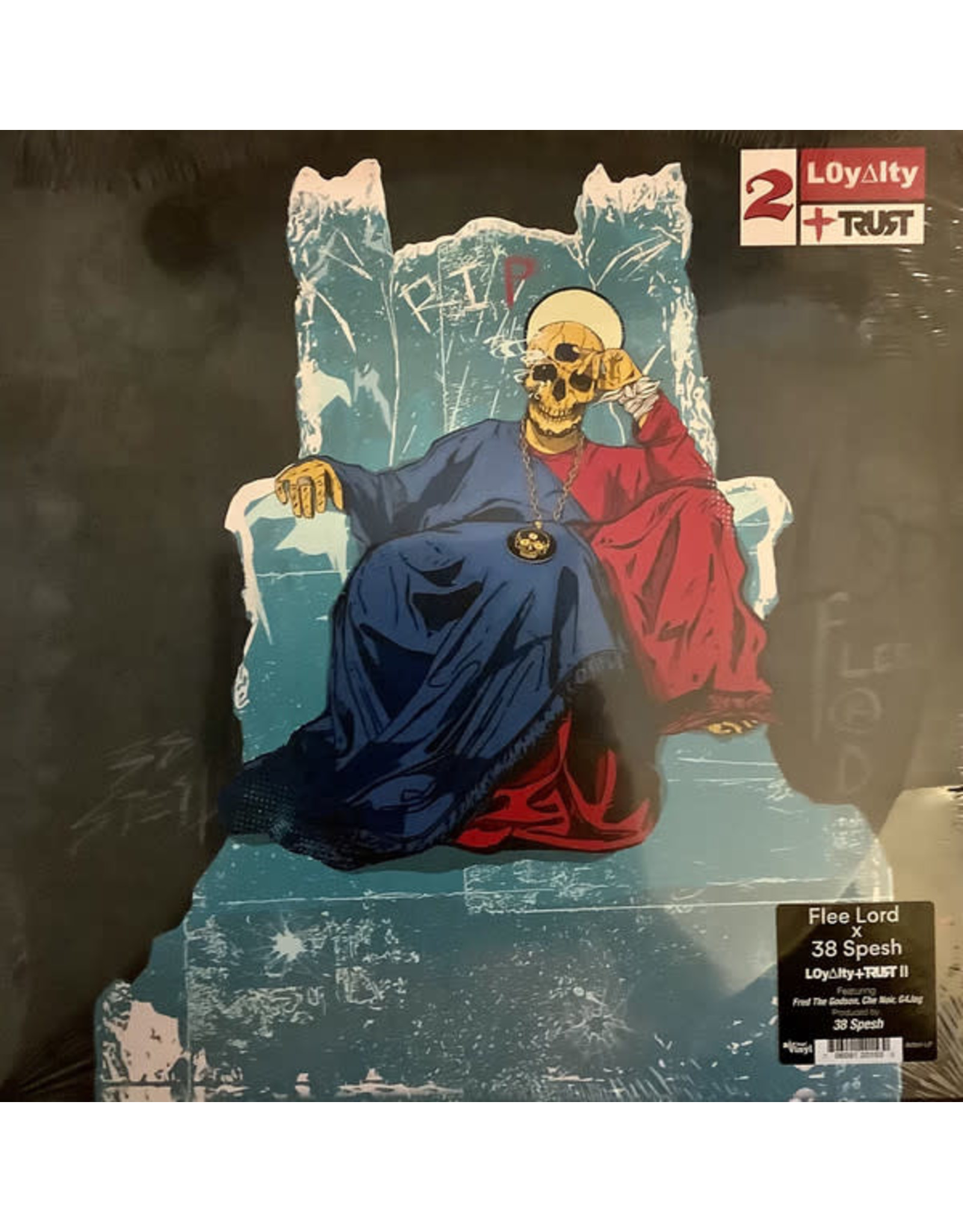 Flee Lord & 38 Spesh - Loyalty & Trust II  LP