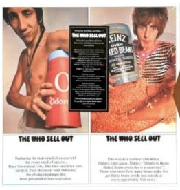 """Who - The Who Sell Out (5CD/2x7""""/deluxe)"""
