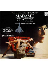 Gainsbourg, Serge - Madame Claude O.S.T. LP
