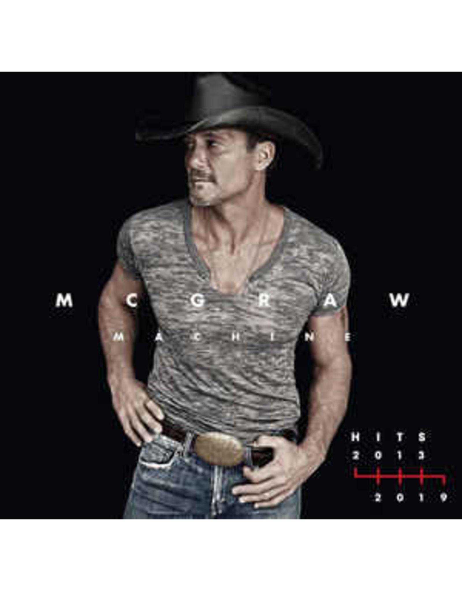 McGraw, Tim - Machine Hits 2013 - 2019 LP