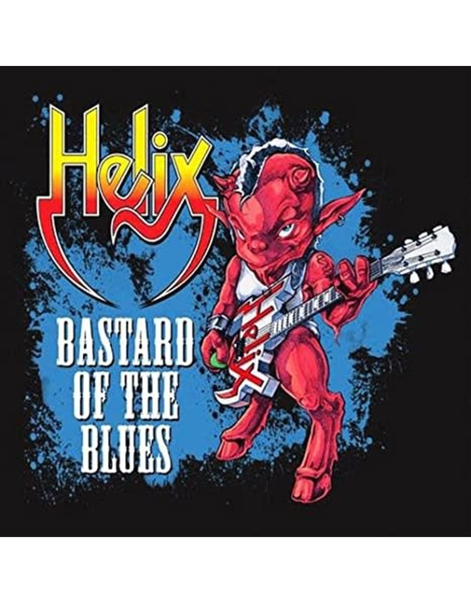 Helix - Bastard of the Blues CD