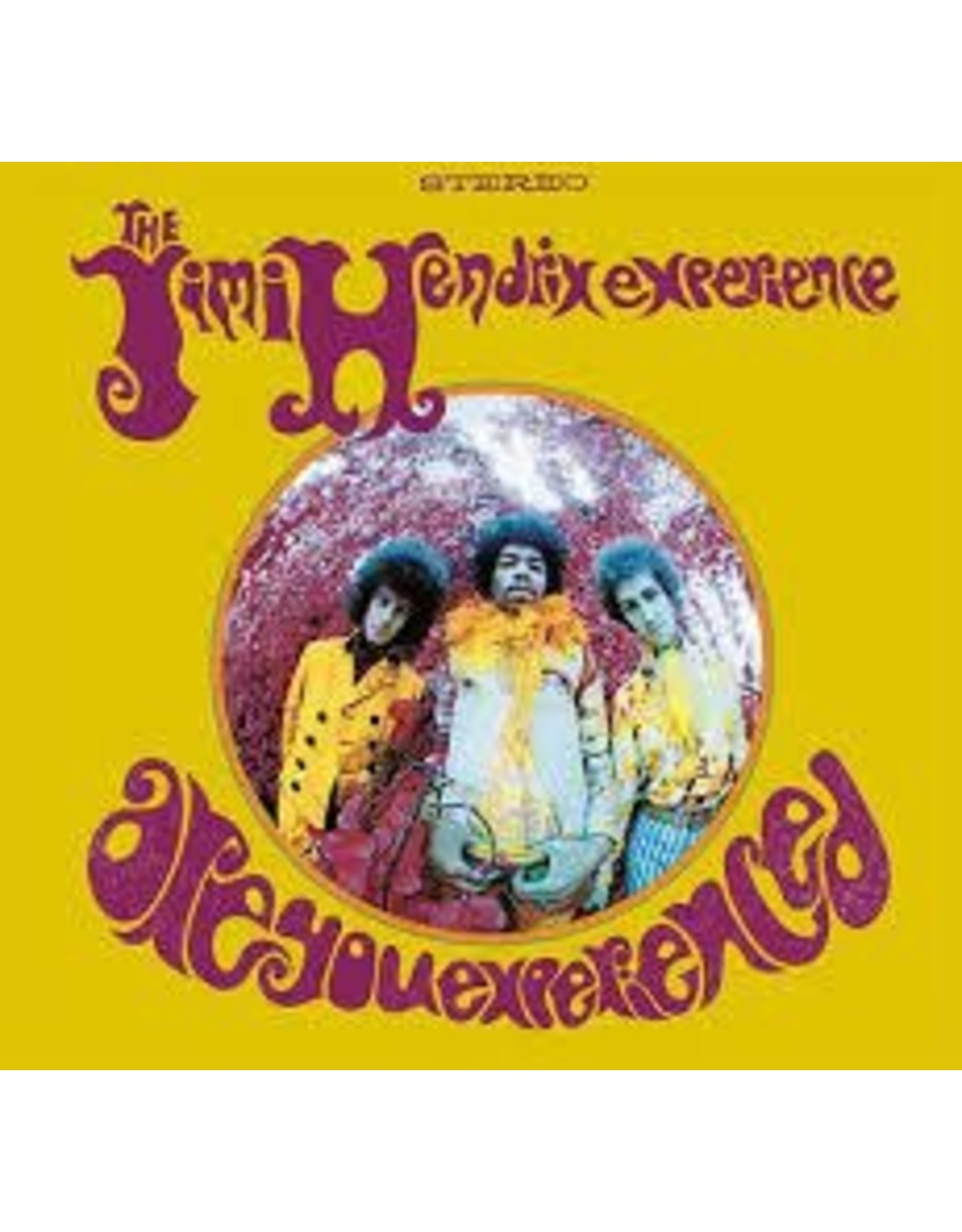 Hendrix, Jimi - Are You Experienced CD/DVD