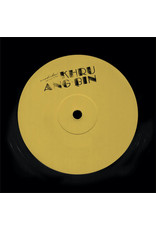 """Khruangbin - If There Is No Question/First Class (remixes) 12"""" (yellow label)"""