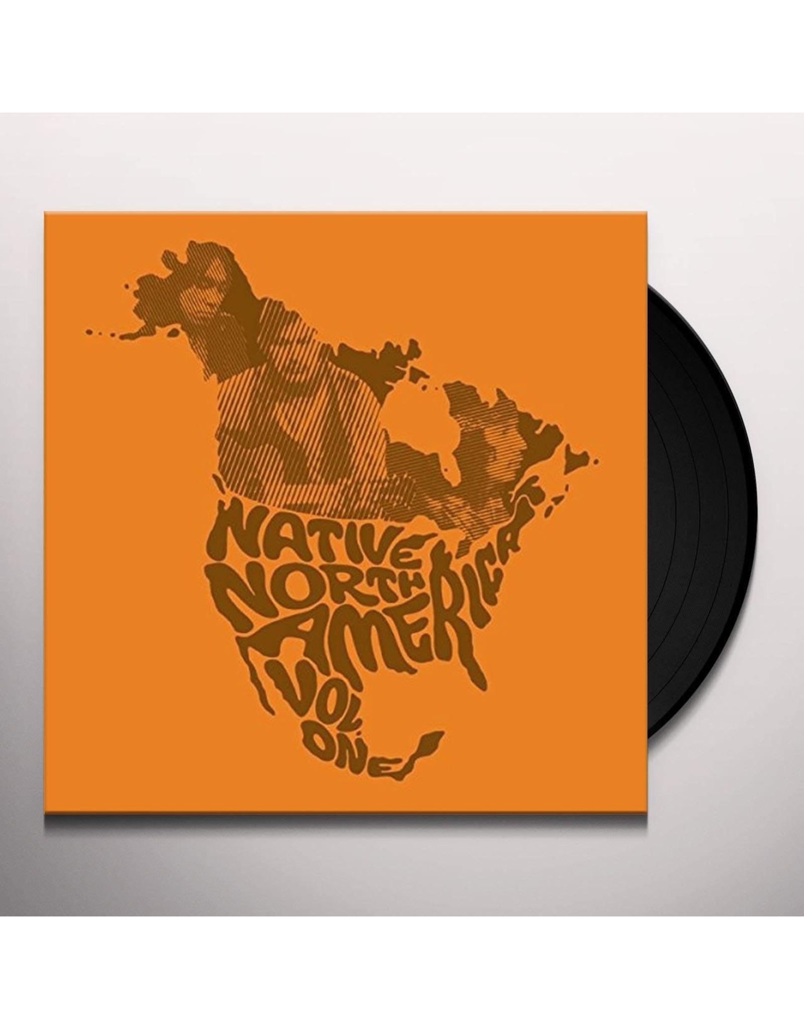 Native North America Volume 1 - Aboriginal, Folk, Rock and Country LP (3LP Boxset with Book)