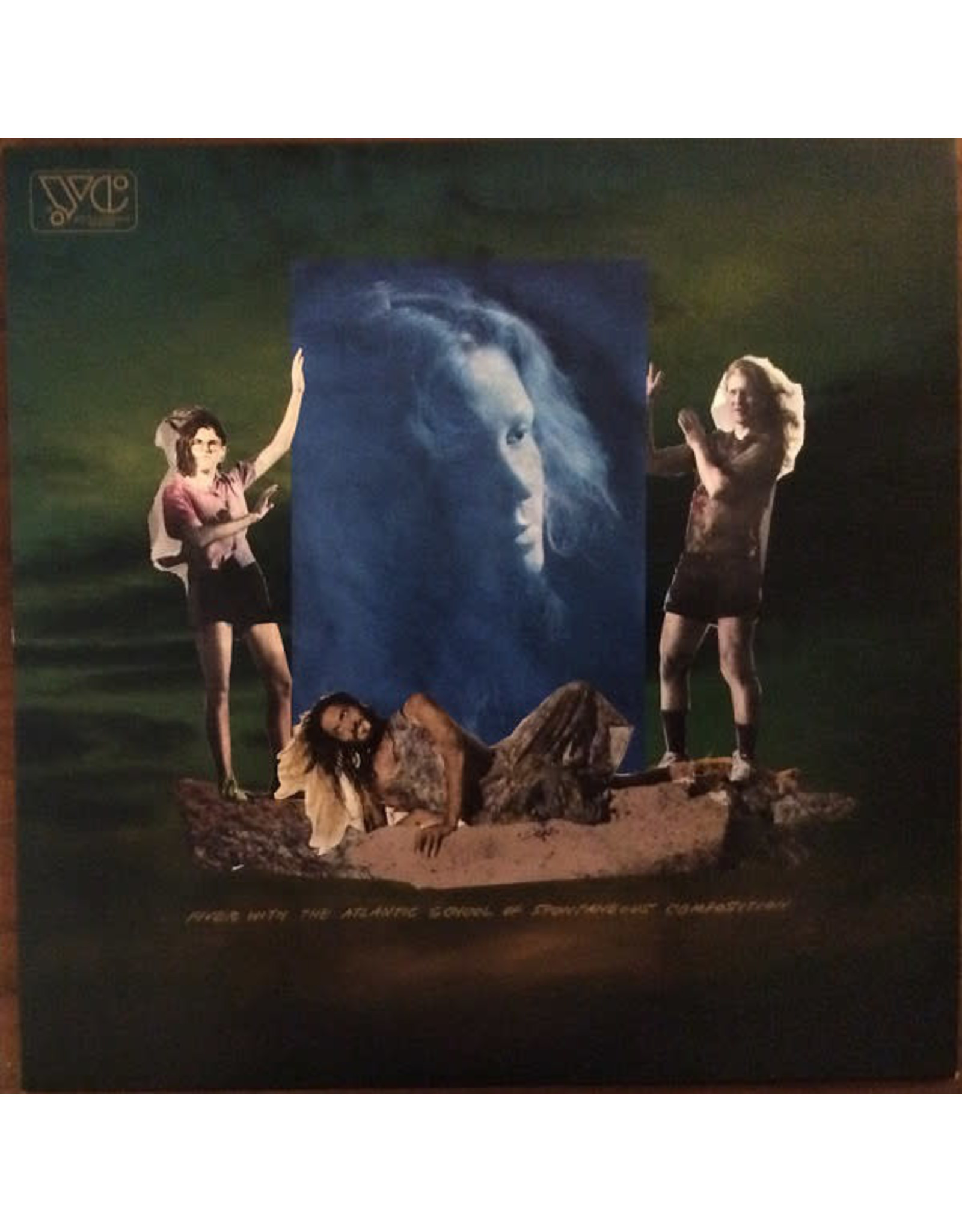 Fiver - Fiver With The Atlantic School of Spontaneous Composition LP