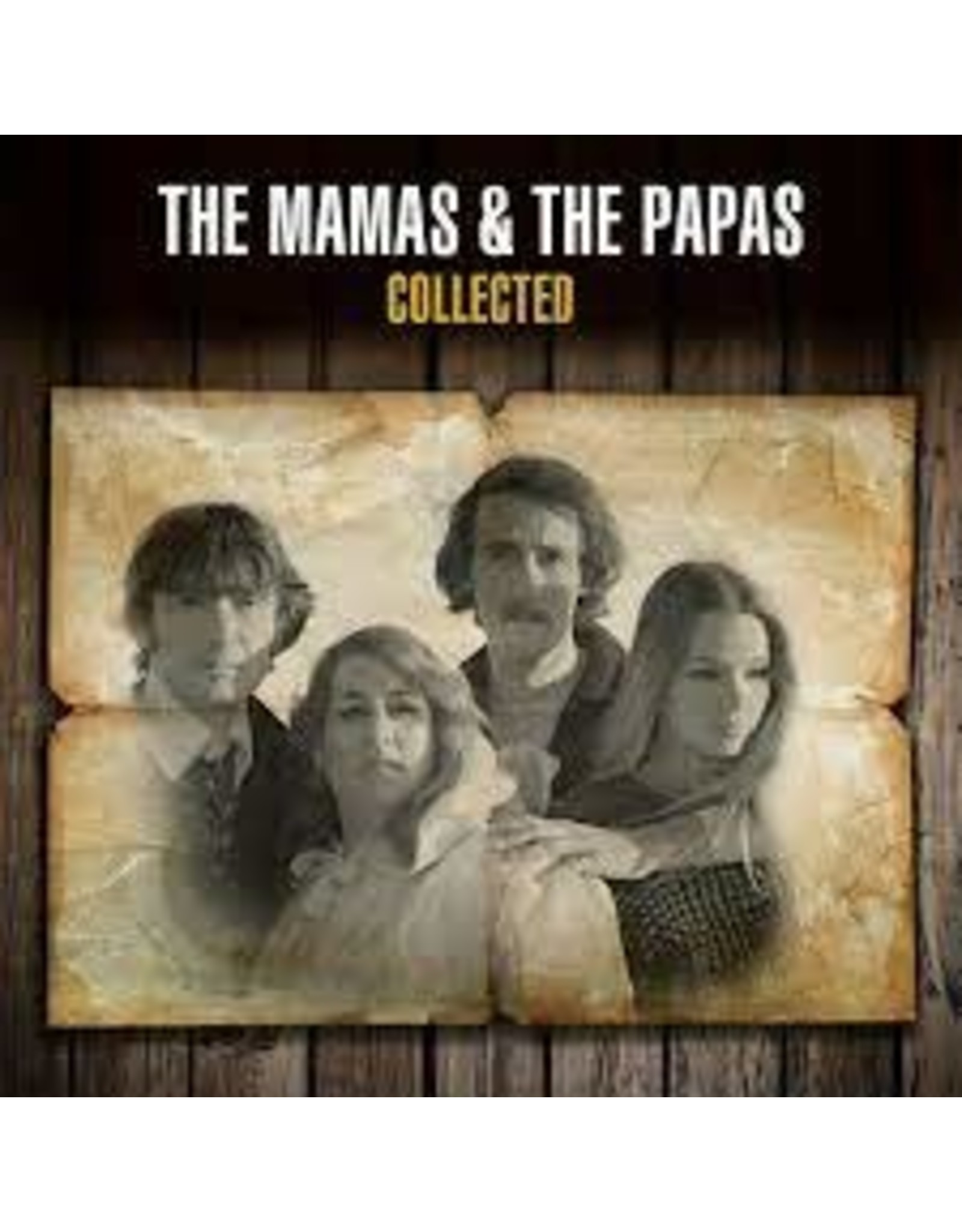 Mamas and Papas - Collected MOV LP