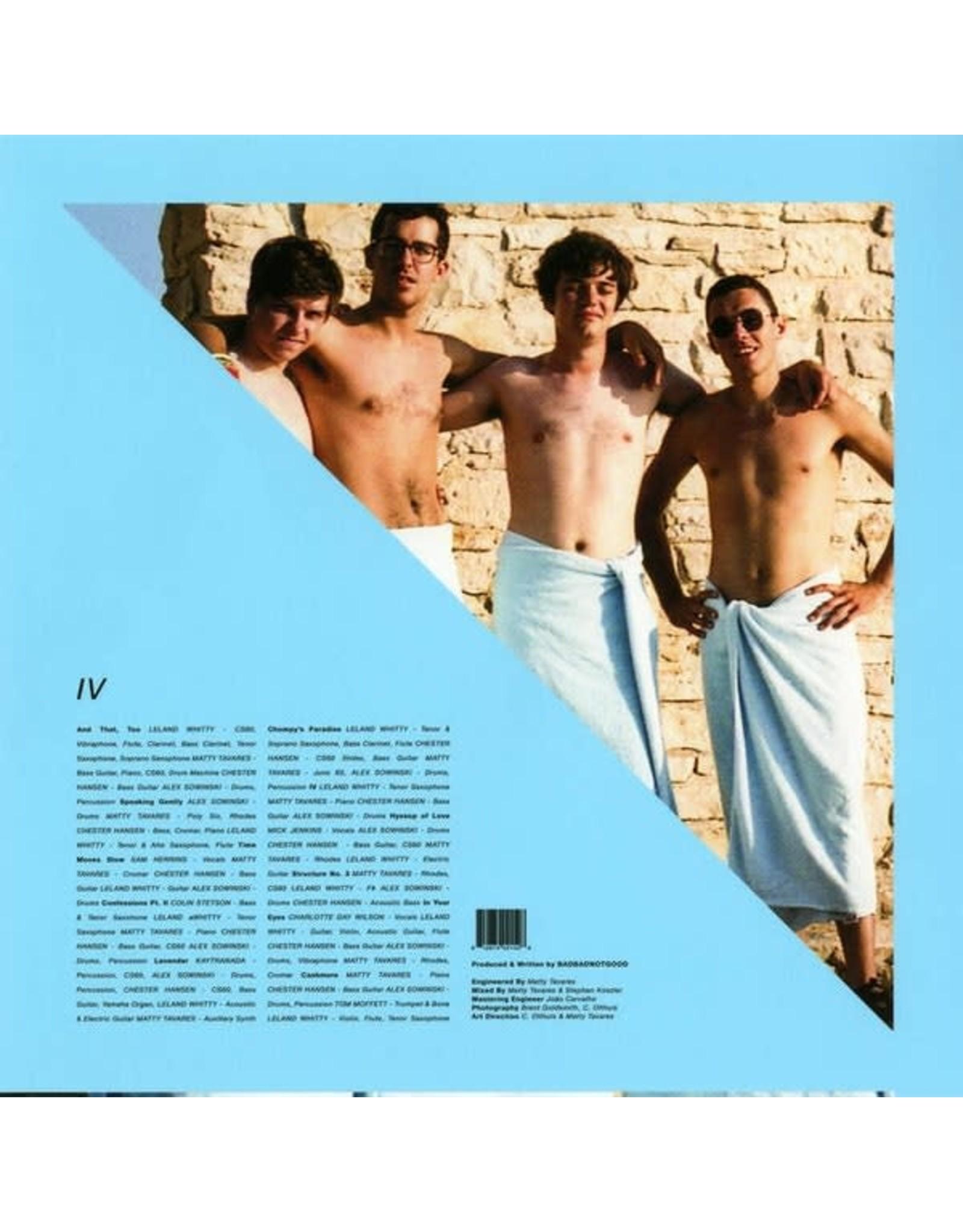 BadBadNotGood - IV LP