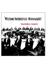 Fountains Of Wayne - Welcome Interstate Managers LP (Ltd. Red Vinyl)