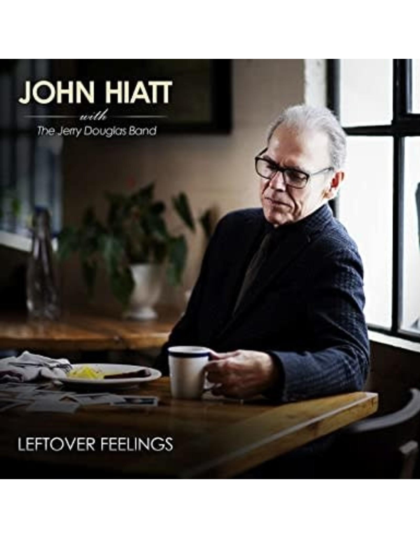 HIatt, John with The Jerry Douglas Band - Leftover Feelings CD