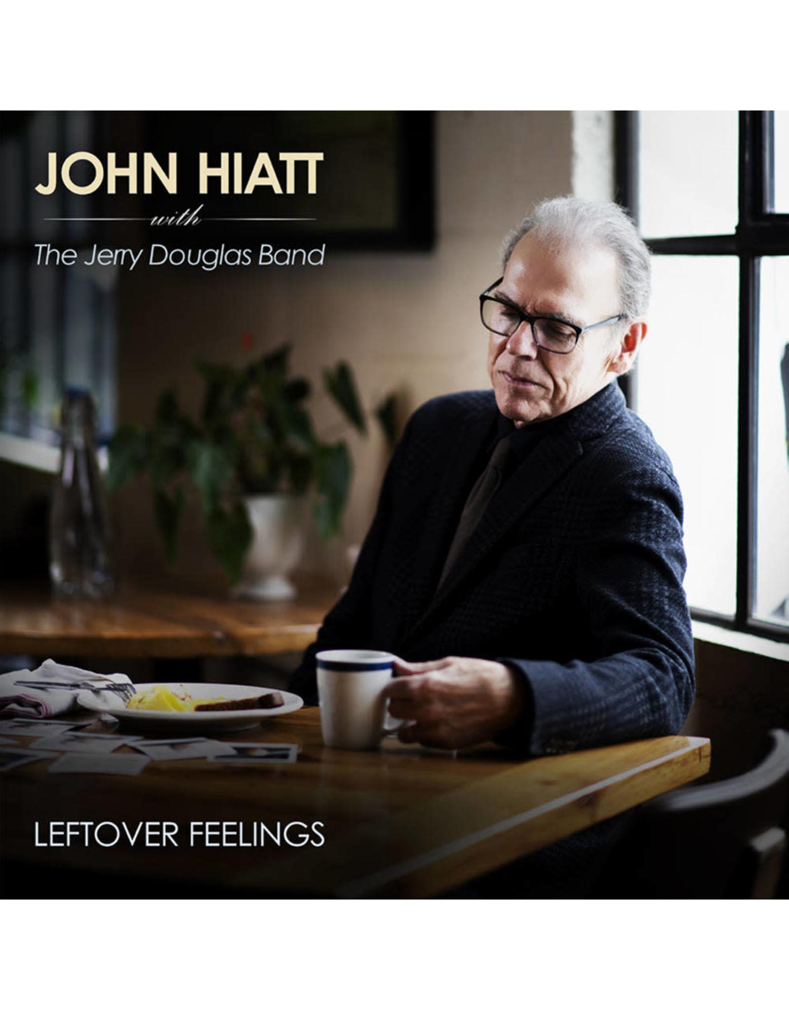 Hiatt, John with The Jerry Douglas Band - Leftover Feelings LP (Indie Colour Vinyl)