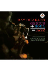Charles, Ray - Genius + Soul = Jazz LP (Acoustic Sounds Series)