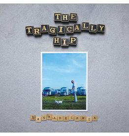 Tragically Hip - Saskadelphia CD