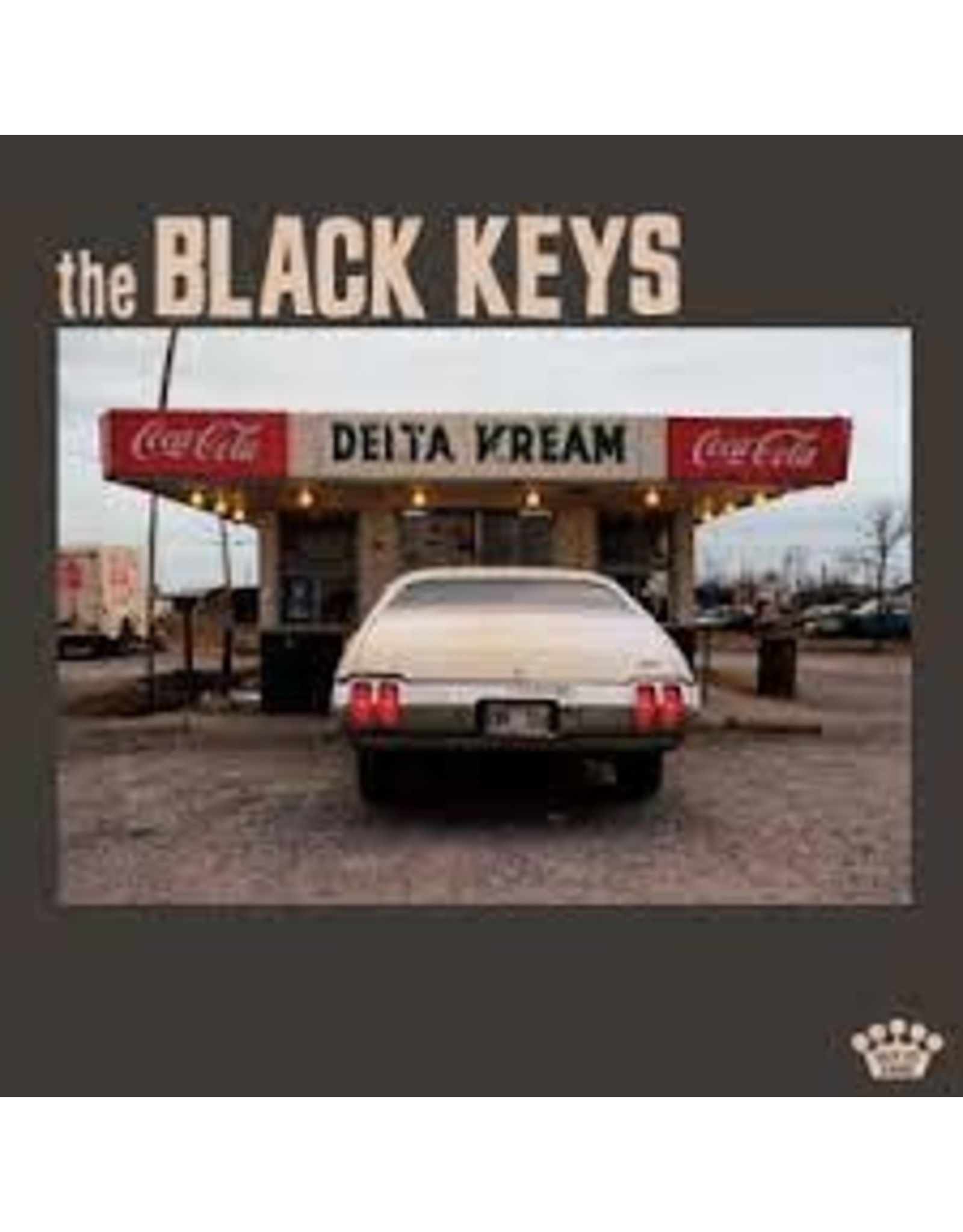 Black Keys - Delta Kream CD