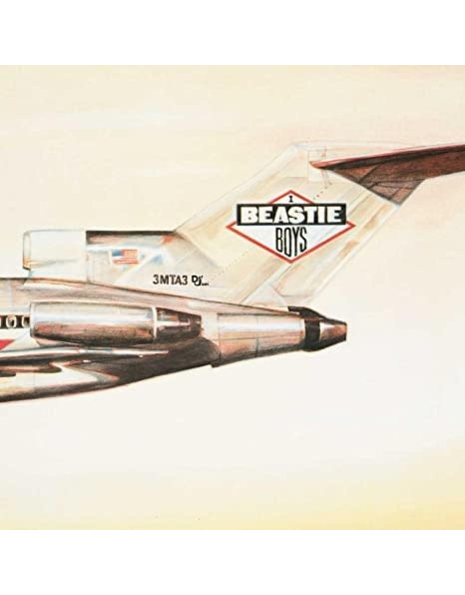 Beastie Boys - Licensed To Ill LP (Clear Vinyl)