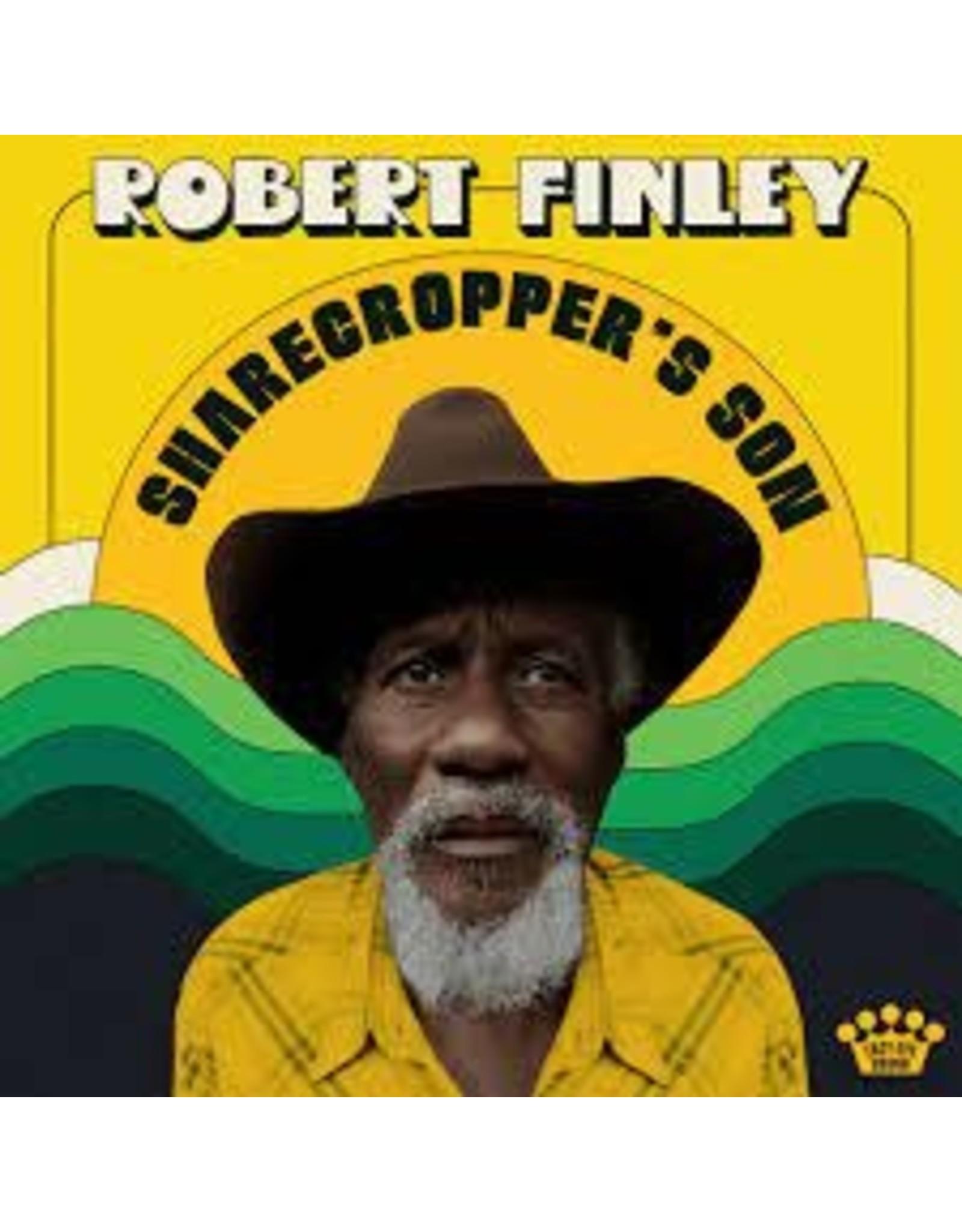 Finley, Robert - Sharecropper's Son LP