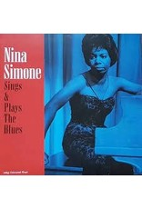 Simone, Nina - Sings And Plays The Blues LP