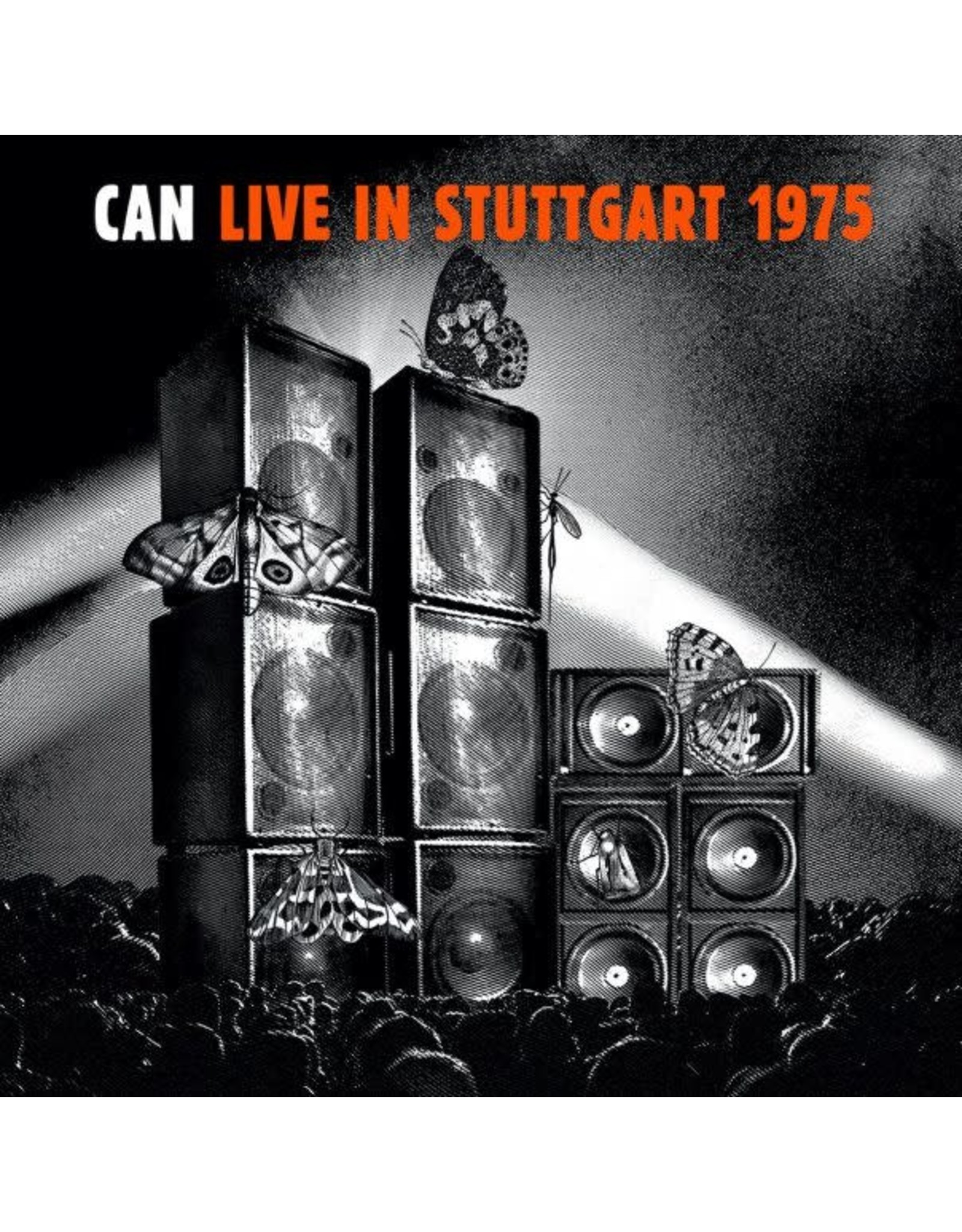 Can - Live in Stuttgart 1975 3LP (Ltd Orange Vinyl)