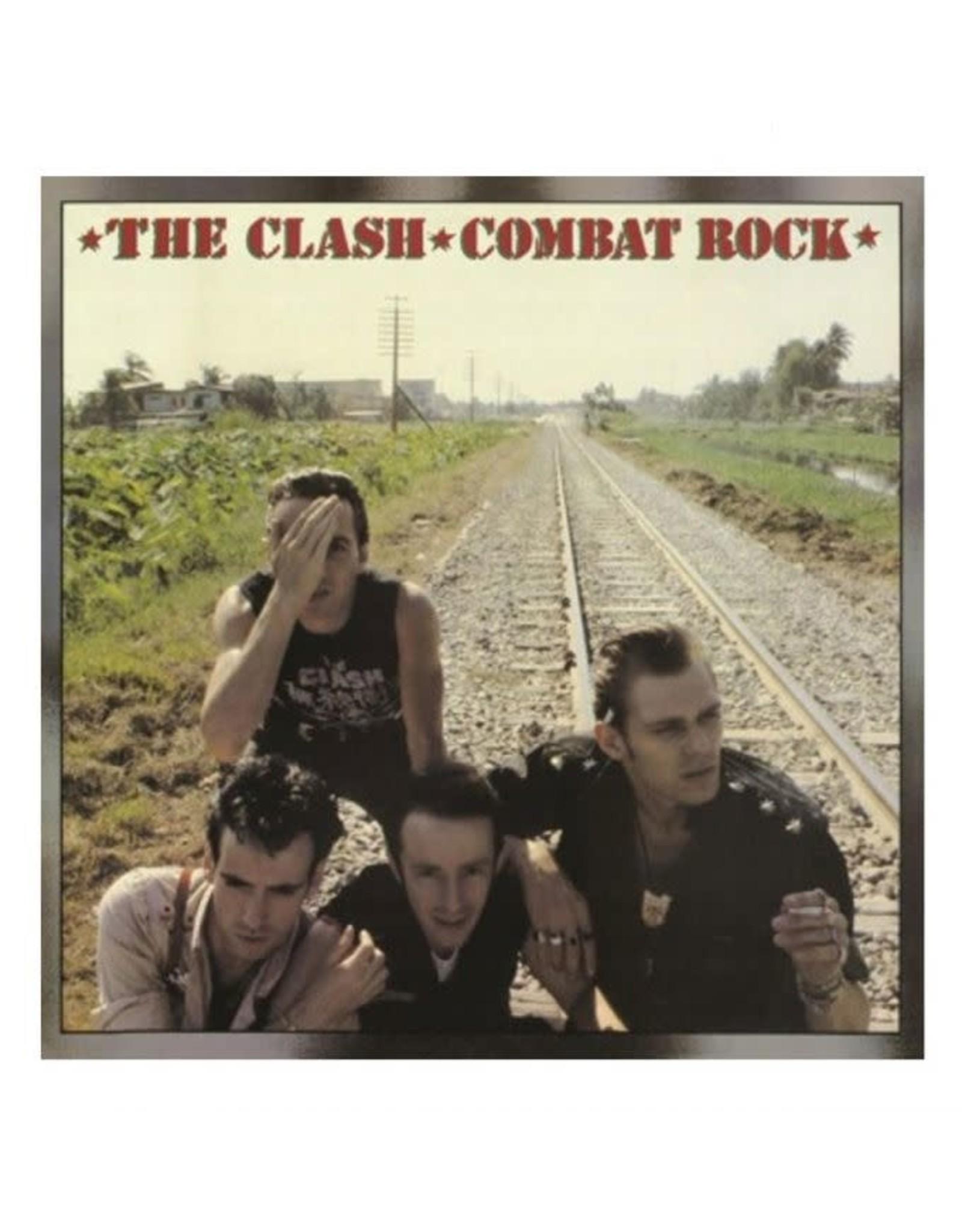 Clash, The - Combat Rock LP