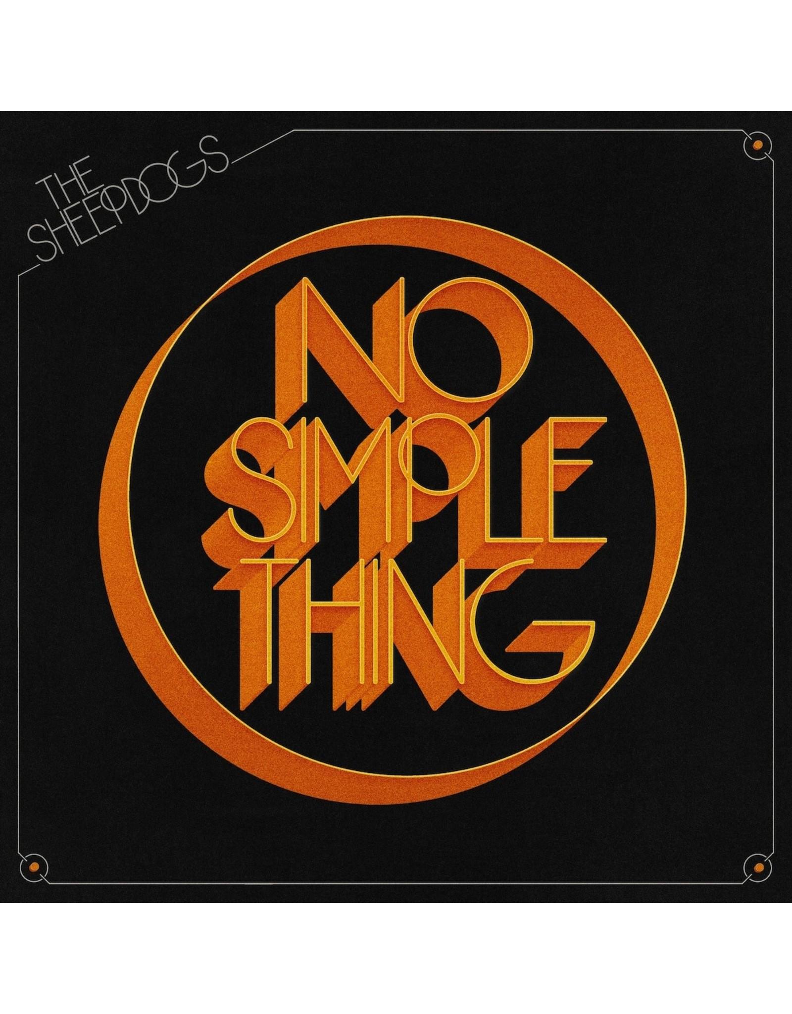 Sheepdogs - No Simple Thing LP (Ltd. Ed. Tricoloured Vinyl)
