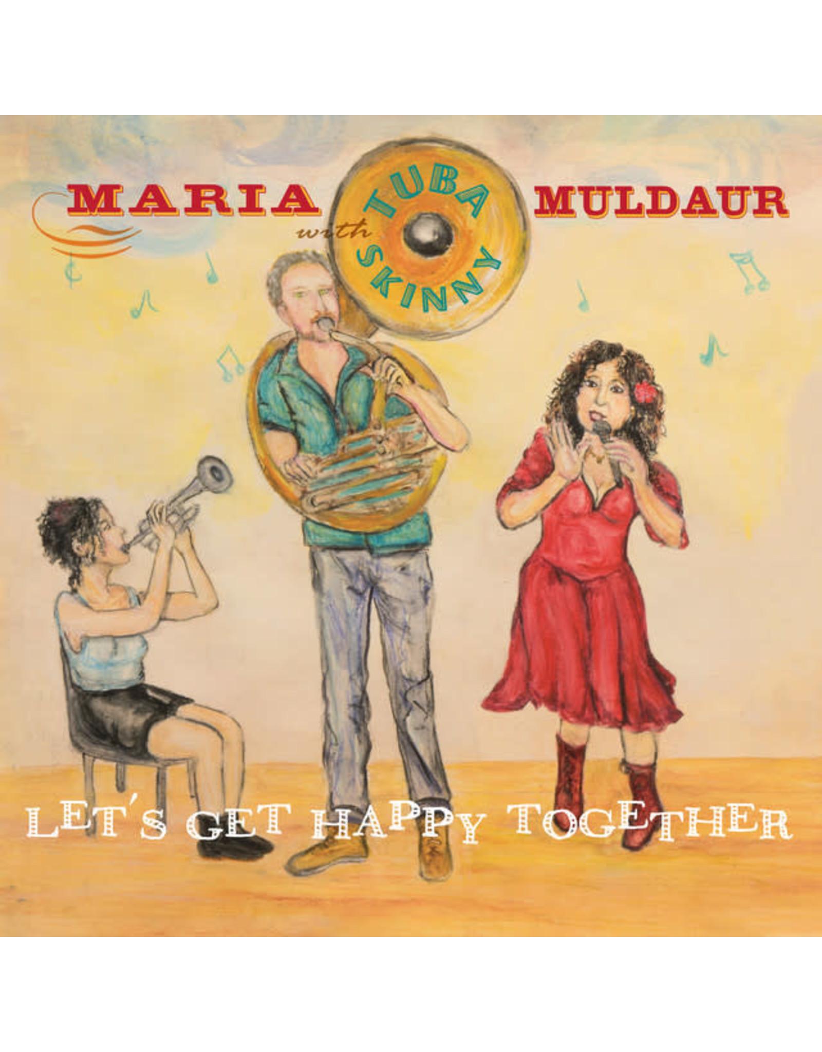 Muldaur, Maria - Let's Get Happy Together CD