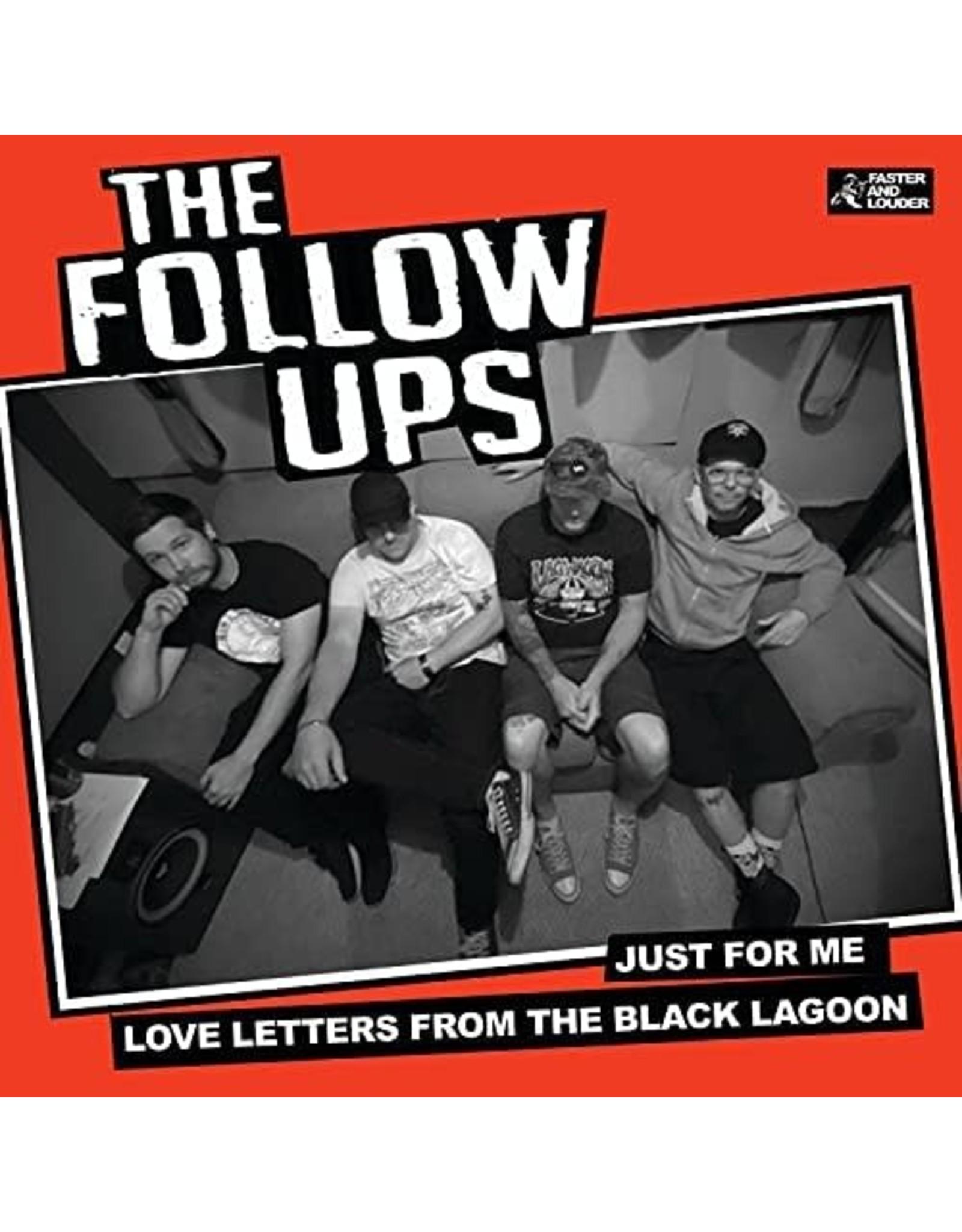"Follow Ups, The/Dave Rocket & The Jobbers - Split 7"""