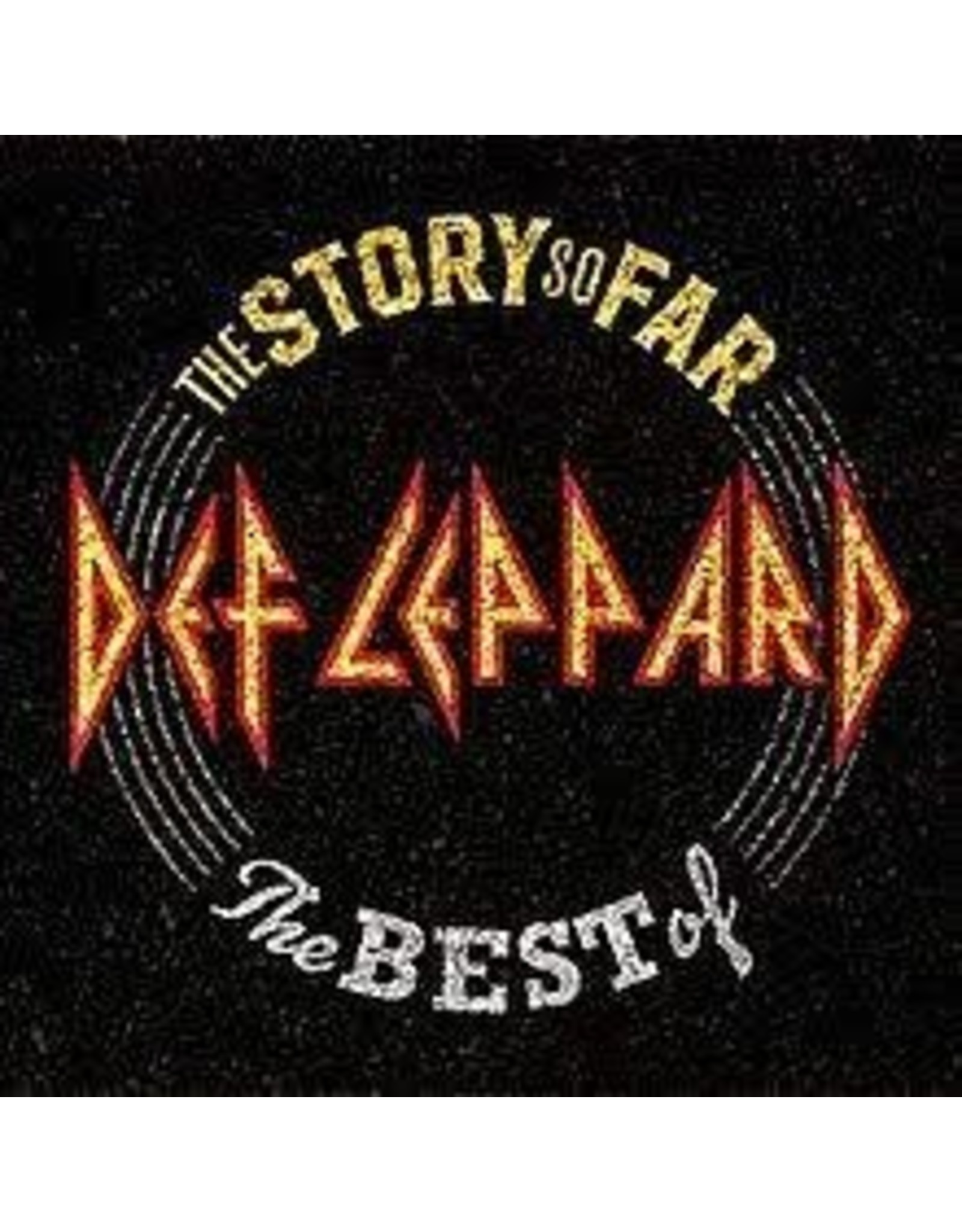 Def Leppard - Story So Far LP