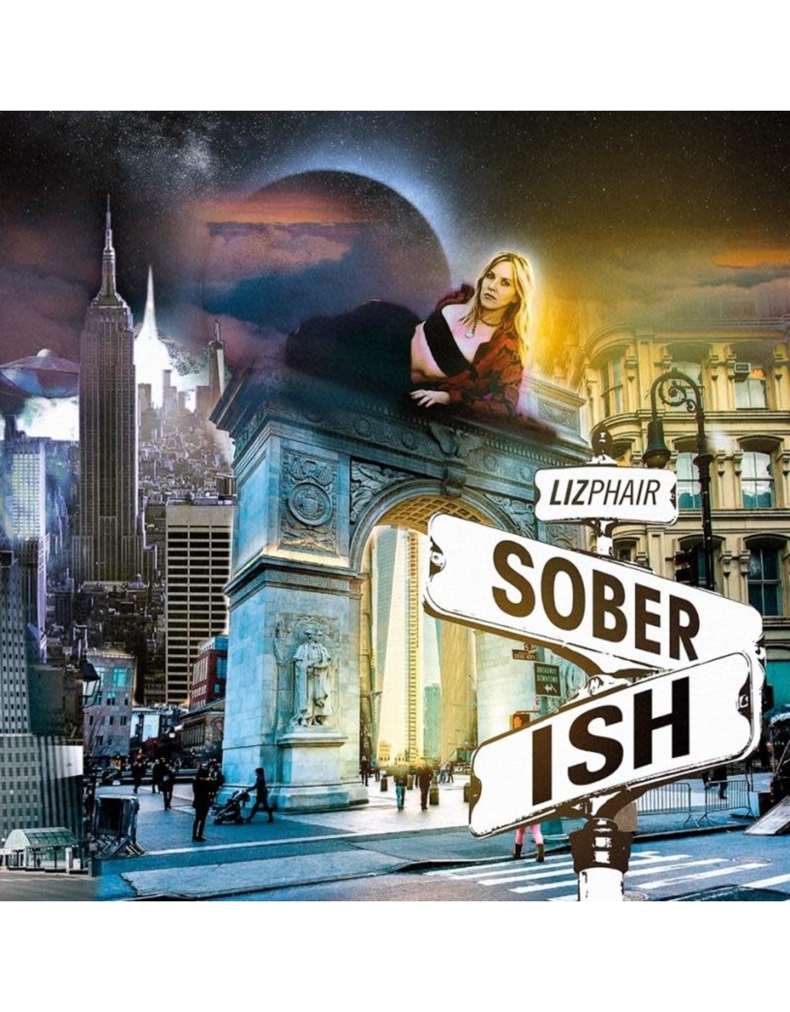 Phair, Liz - Soberish CD