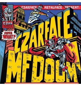 Czarface and MF Doom - Super What? CD