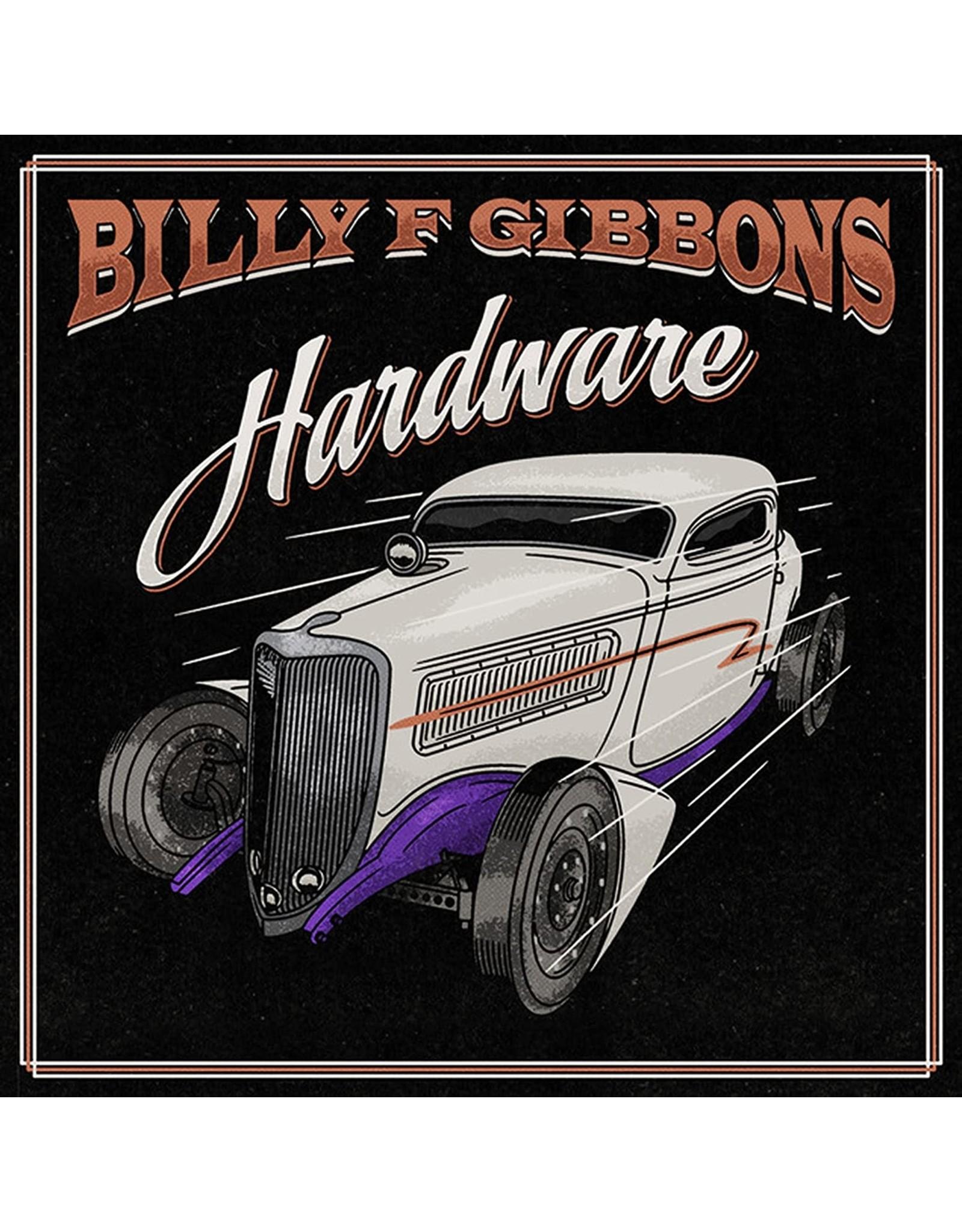 Gibbons, Billy F. - Hardware CD