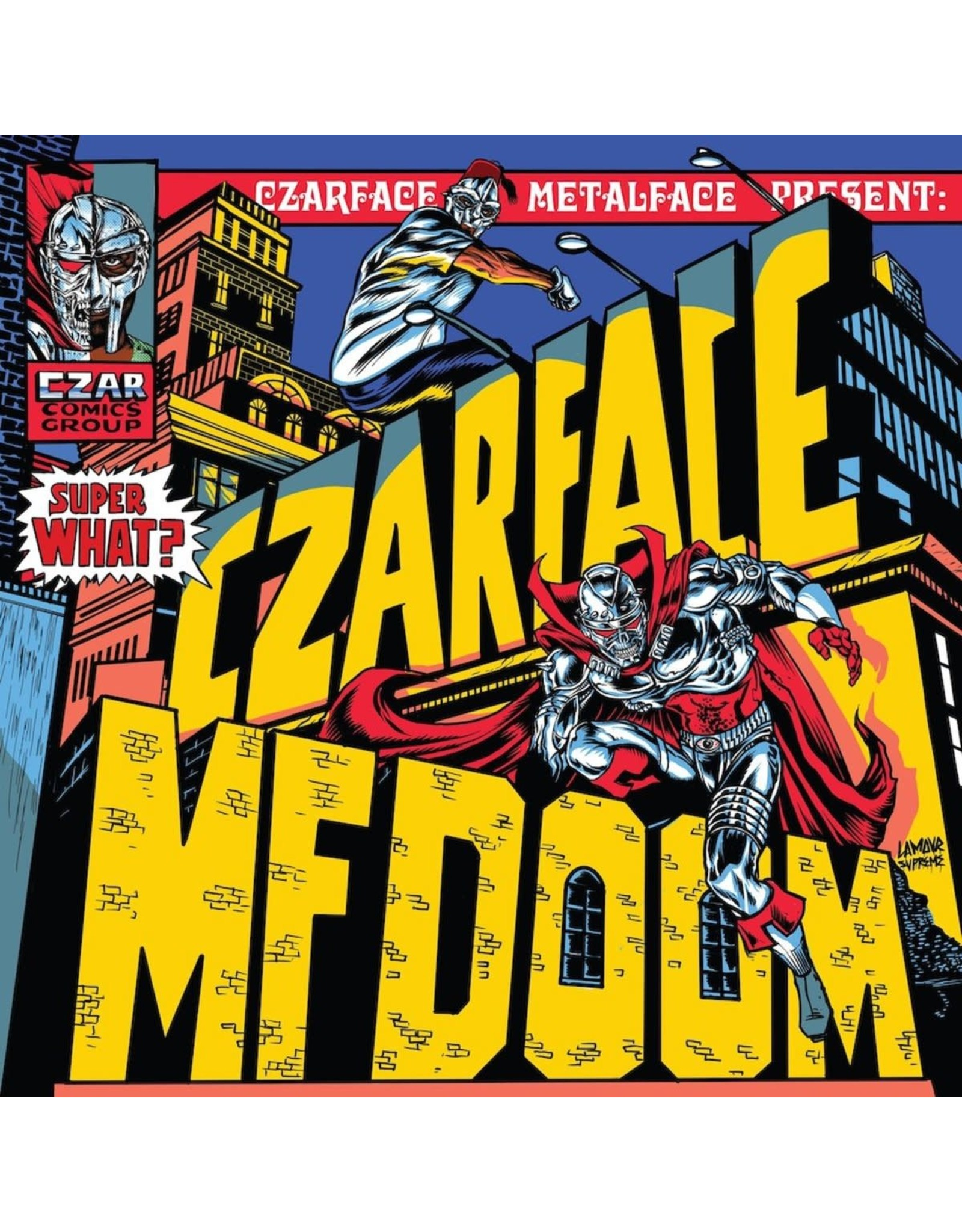 Czarface and MF DOOM - Super What? LP