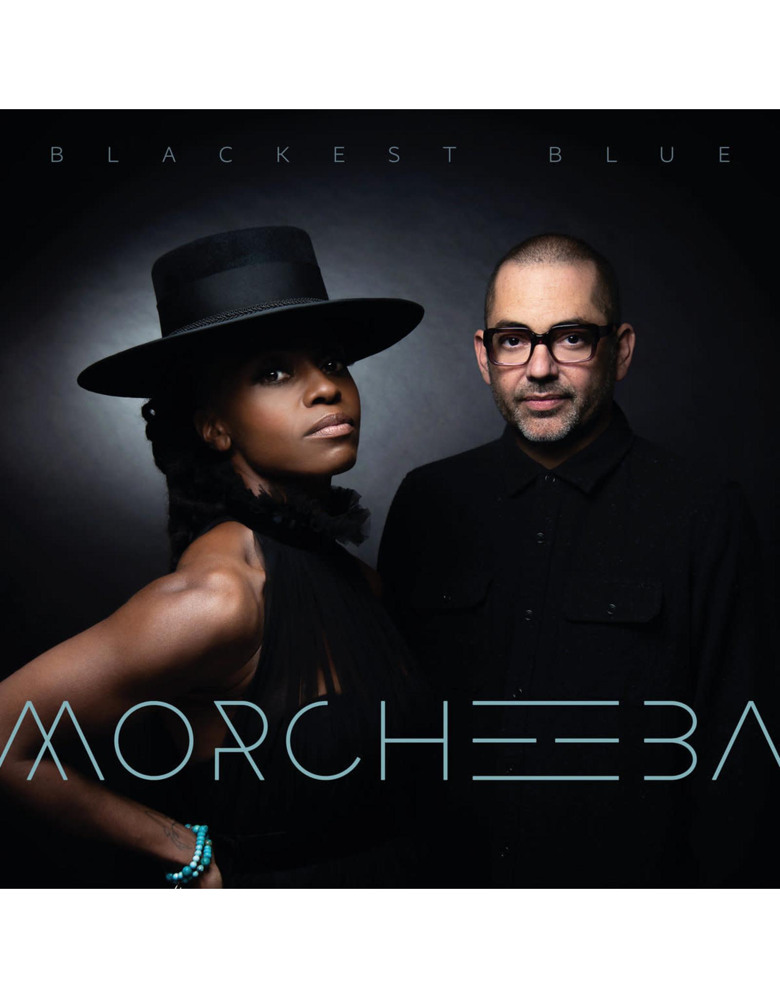 Morcheeba - Blackest Blue LP (Indie Exclusive White Vinyl + Bonus 7-inch)