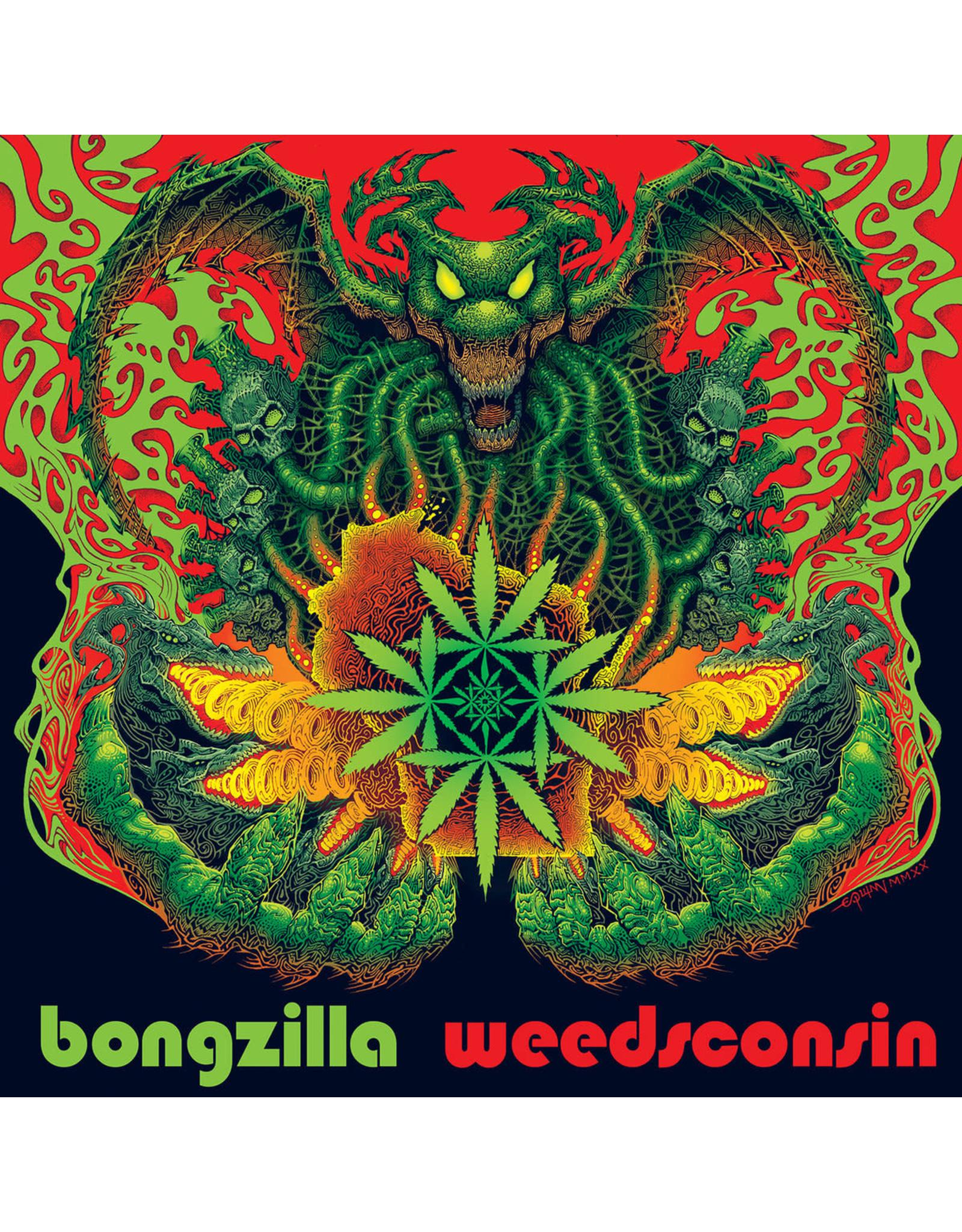 Bongzilla - Weedsconsin LP (Ltd. Green & Red Splatter Vinyl)