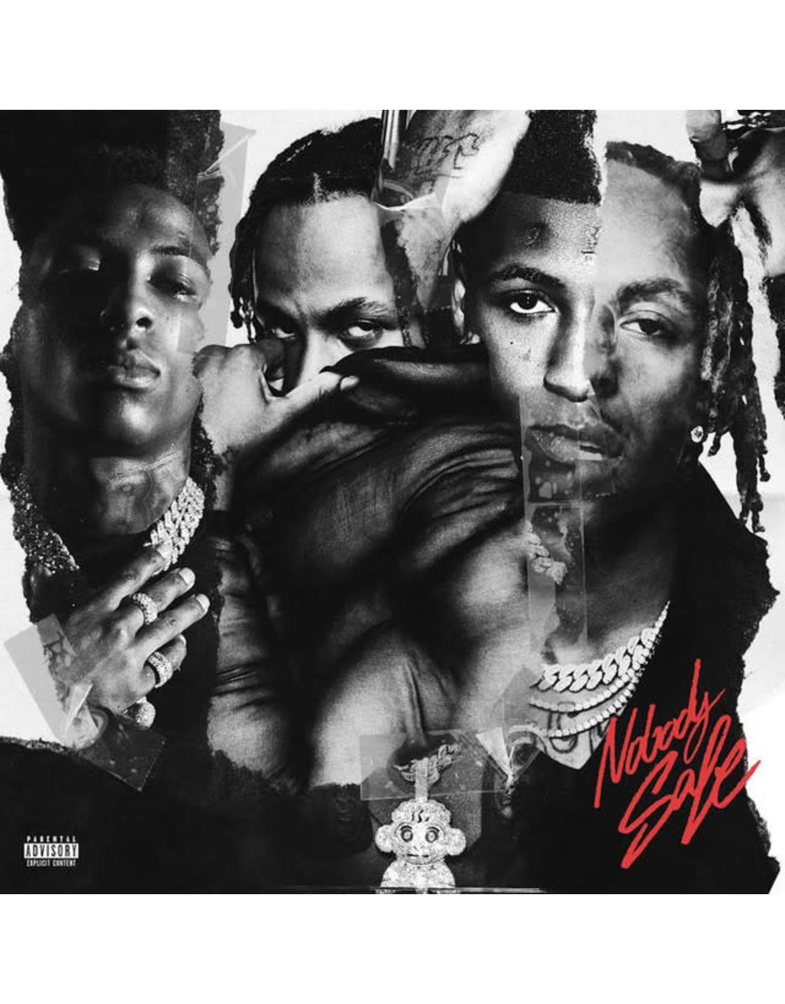 Rich The Kid & Youngboy Never Broke Again - Nobody Safe LP