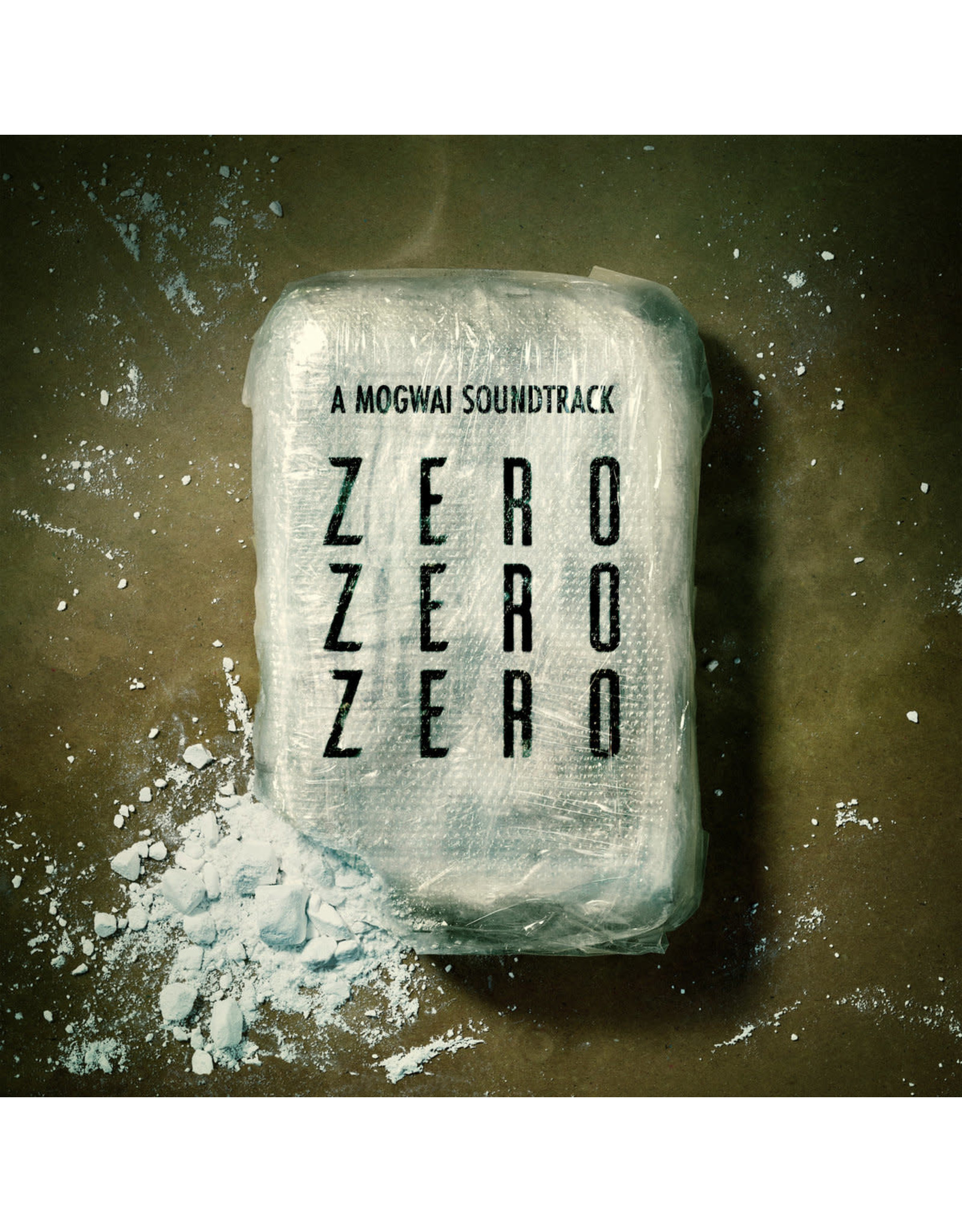 Mogwai - ZeroZeroZero Soundtrack LP