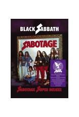 Black Sabbath - Sabotage 4CD Super Deluxe