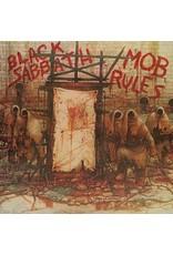 Black Sabbath - Mob Rules LP (40th Anniv. Deluxe Edition)