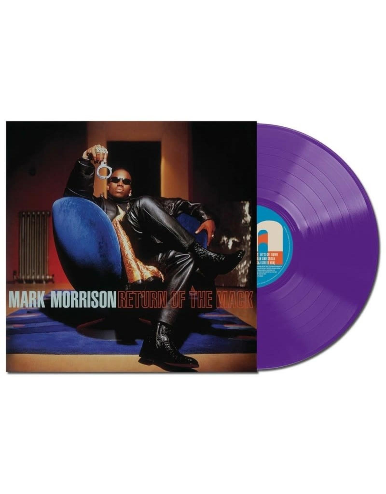 Morrison, Mark - Return Of The Mack LP (Purple Vinyl)