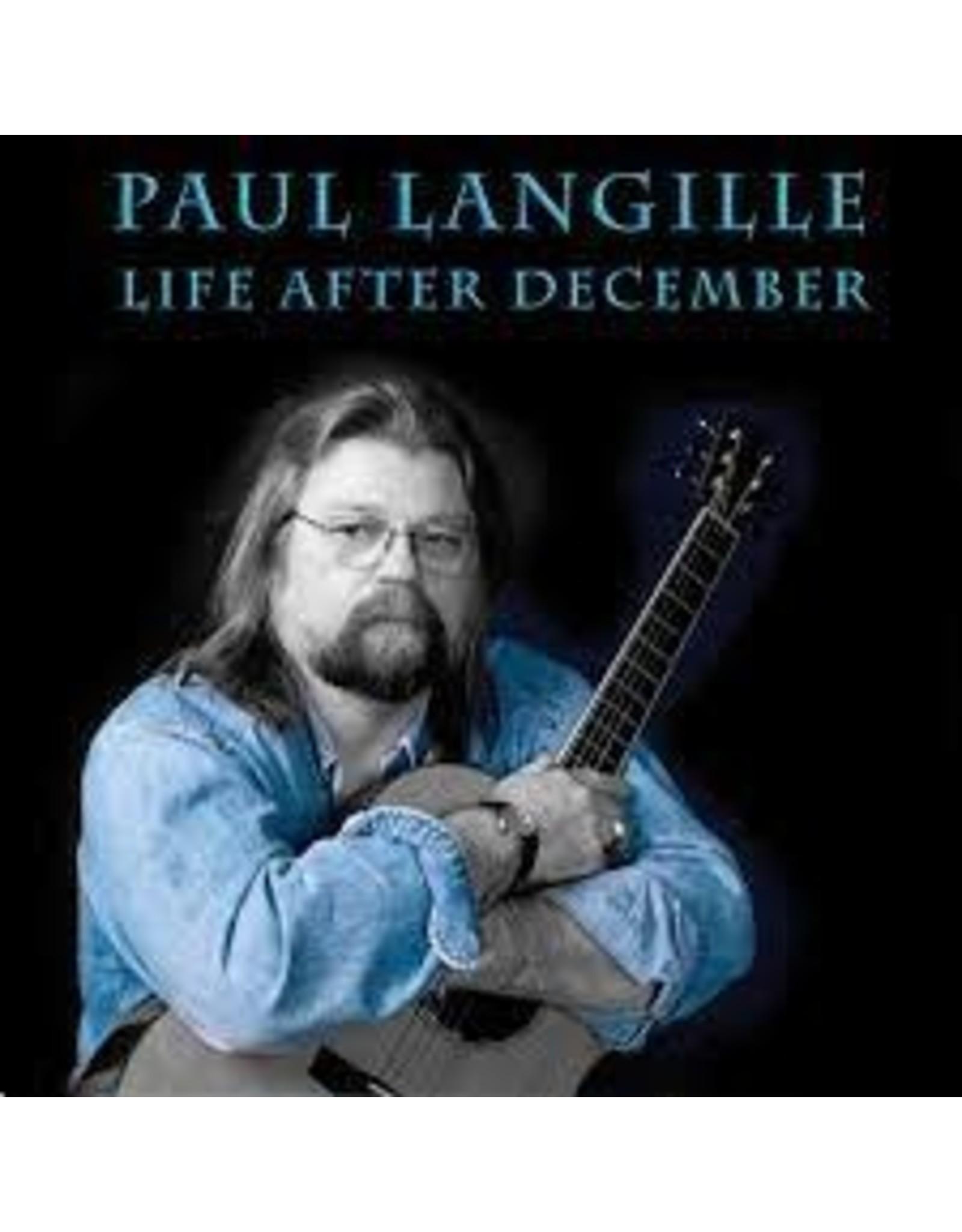 Langille, Paul - Life After December CD