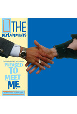 Replacements - The Pleasure's All Yours: Pleased To Meet Me Outtakes & Alternates LP (RSD '21 Exclusive)
